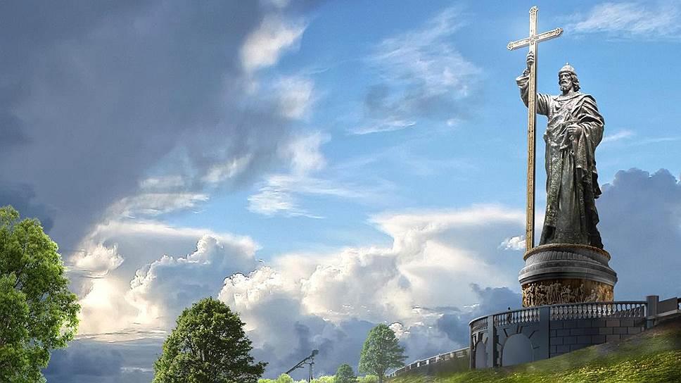 Как памятник князю Владимиру предложили поставить в Войковском районе