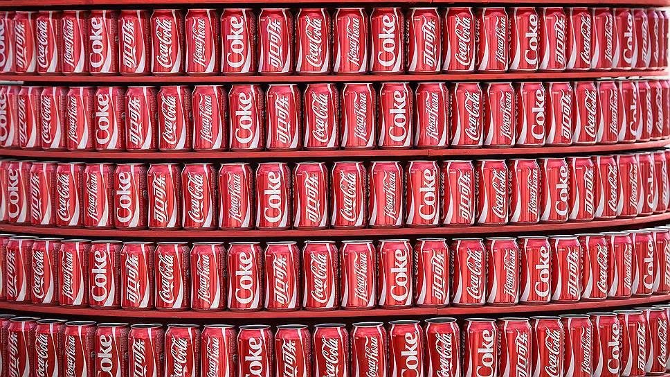Coca-Cola освежила ожидания аналитиков