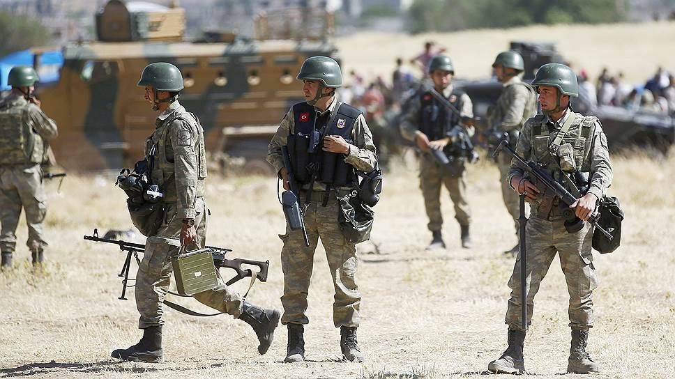Турция ополчилась на террористов