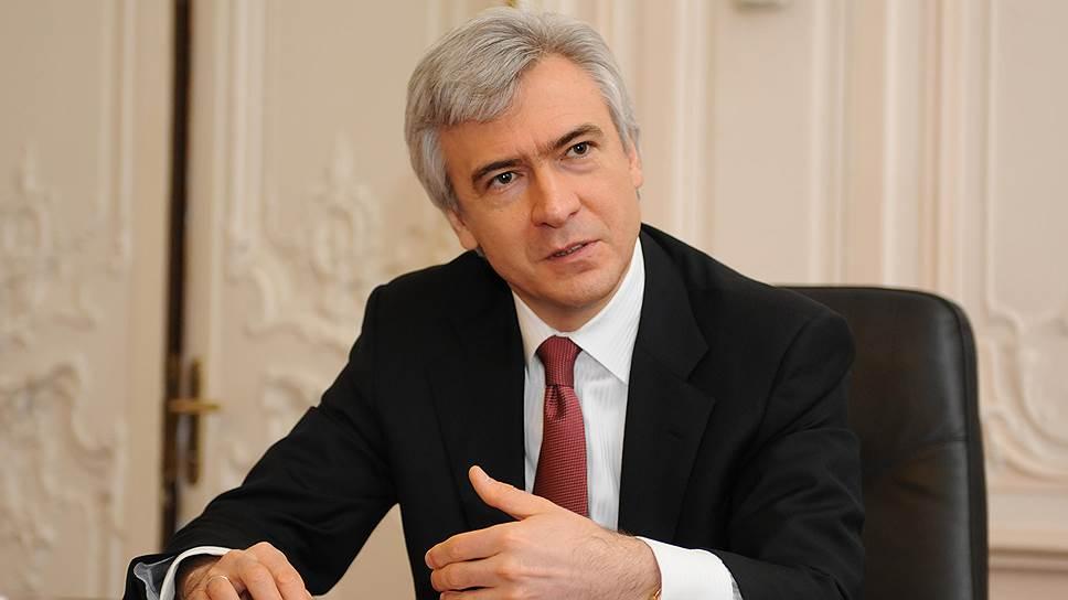 Бывший президент ОАО «Балтийский банк» Олег Шигаев