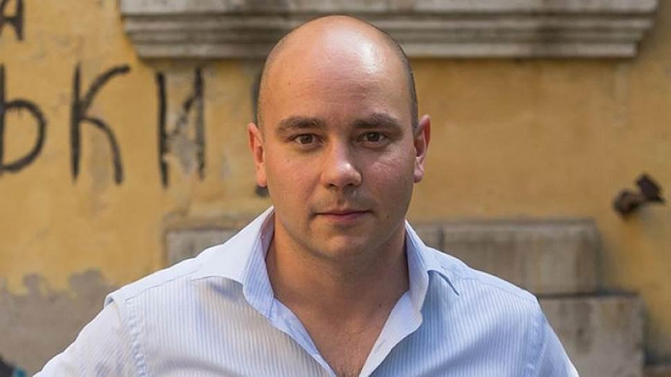 Руководитель предвыборного штаба демократической коалиции в Костроме Андрей Пивоваров