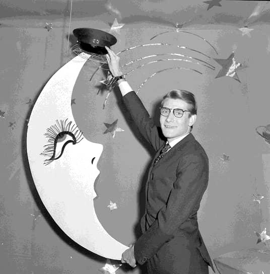 Из Christian Dior Сен-Лорана уволили с денежной компенсацией за прерванный контракт. На полученные средства в 1961 году он вместе со своим другом Пьером Берже создал собственный дом высокой моды. Через пять лет появился первый магазин Yves Saint Laurent Rive Gauche