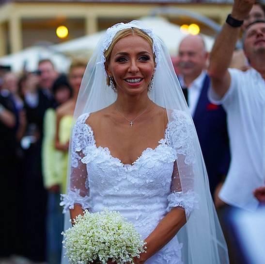 Олимпийская чемпионка, невеста Татьяна Навка