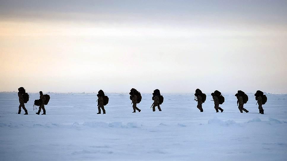 Россия претендует на 1,2млн кв. км Арктики