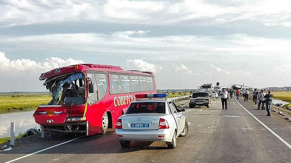 Авария в Хабаровском крае ударит по пьяным водителям