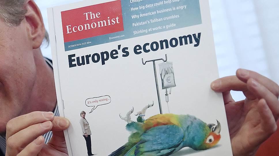 Pearson продает The Economist за £400 млн