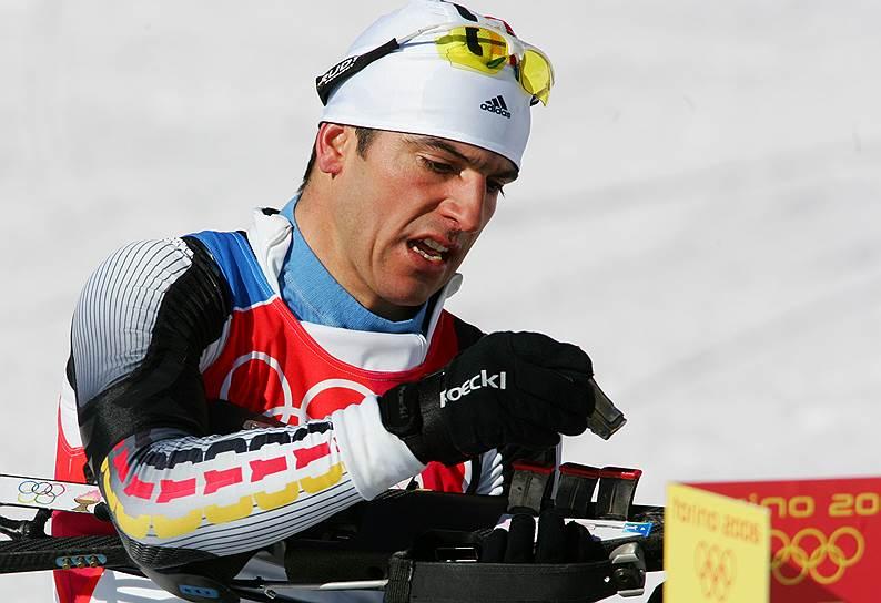 Четырехкратный олимпийский чемпион Рикко Гросс