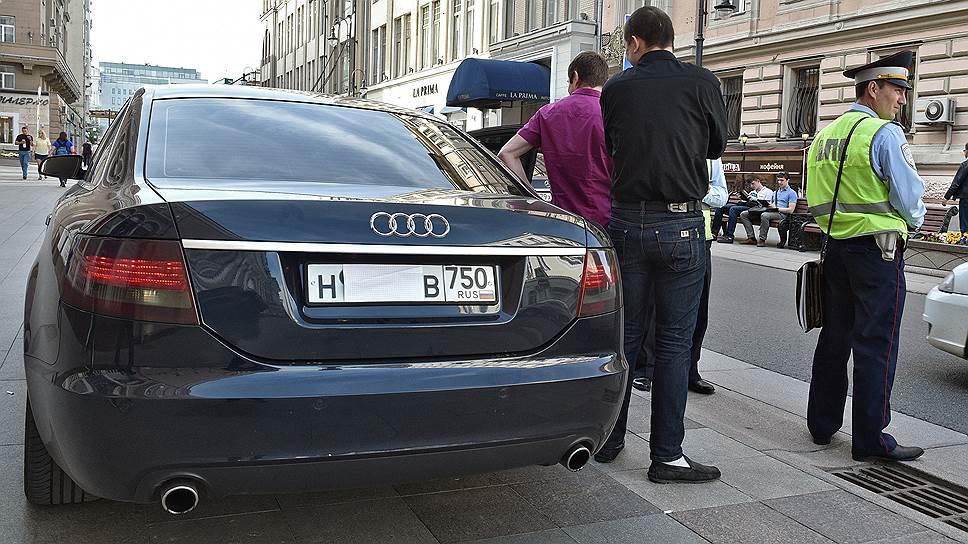 На автомобилистов предлагают жаловаться через смартфоны