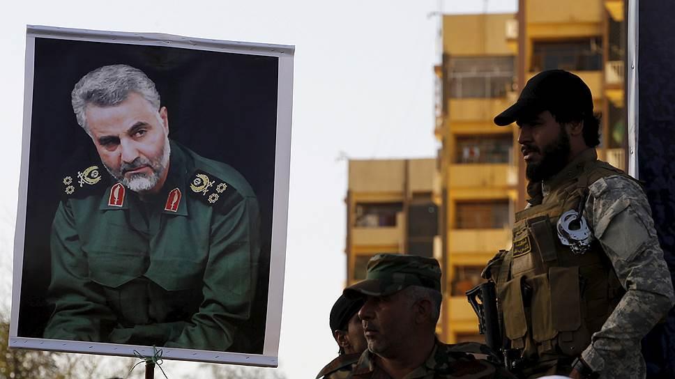 Иранский генерал потерялся между Тегераном и Москвой