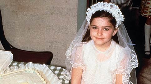 Мадонна: «Я сама себя вытащила наверх — за бретельки собственного бюстгальтера»