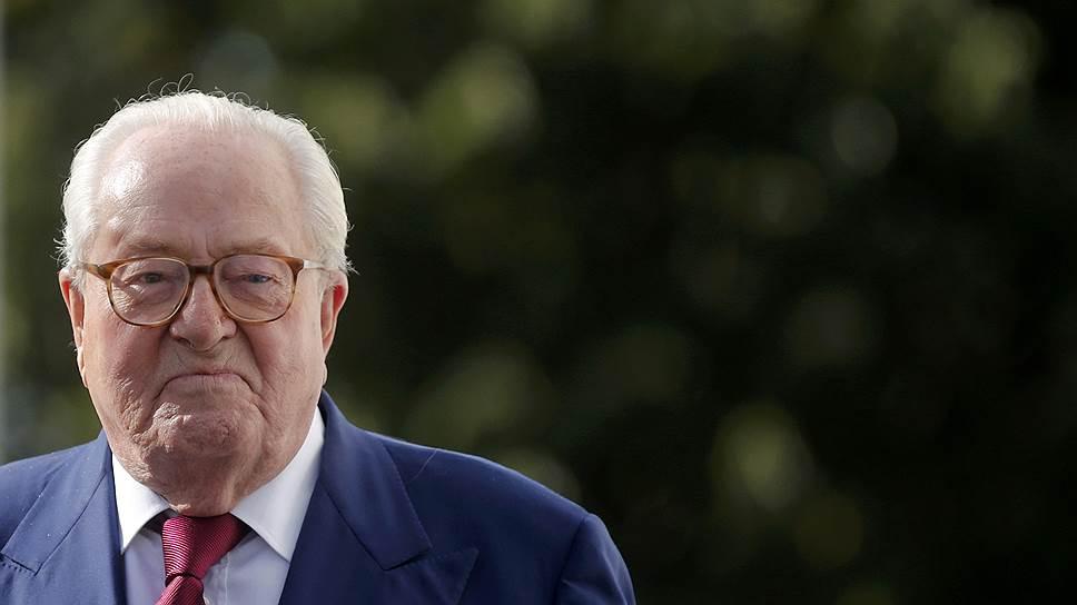 Жан-Мари Ле Пен остался почетным президентом чужой партии