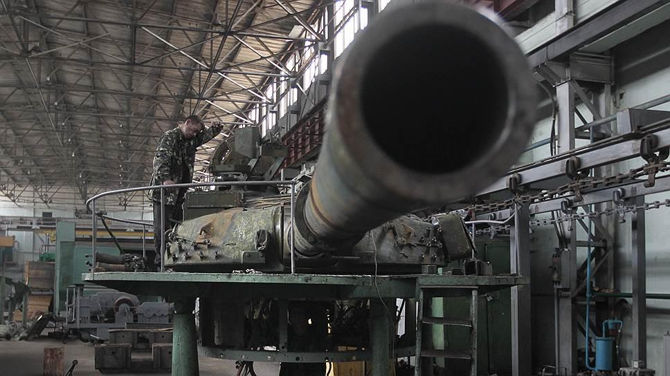 Как конфликт на Украине повысил интерес к немецким танкам