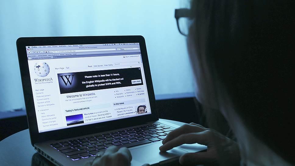Из-за чего Роскомнадзор был готов заблокировать «Википедию»