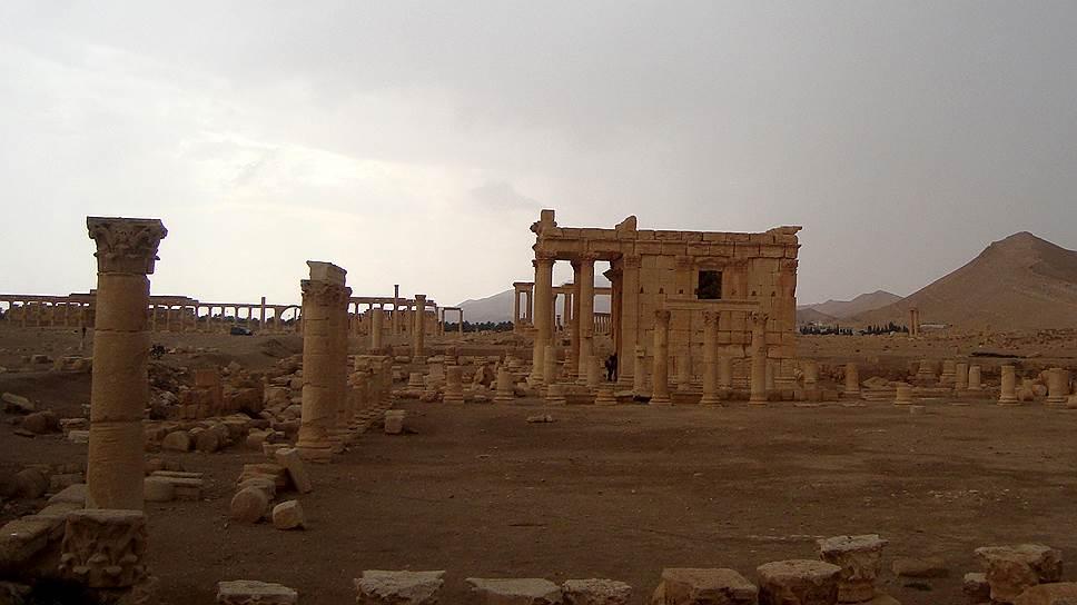 Как Пальмира жила под властью террористов