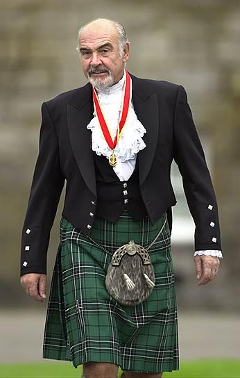 «Я не англичанин. Я никогда не был англичанином, и я никогда не хотел и не хочу быть им. Я – Шотландец! Я родился шотландцем и навсегда останусь им!»