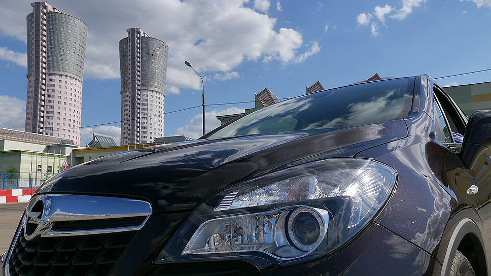Как General Motors проверял ремни безопасности в Opel Mokka