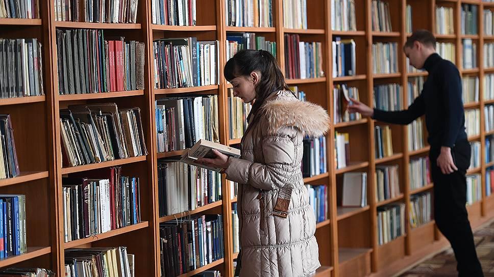 Ленинская библиотека не собирается превращаться в Александрийскую