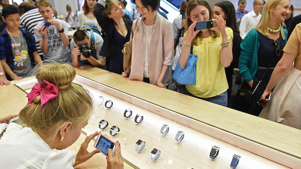 Как Apple вышла на второе место на рынке носимых устройств