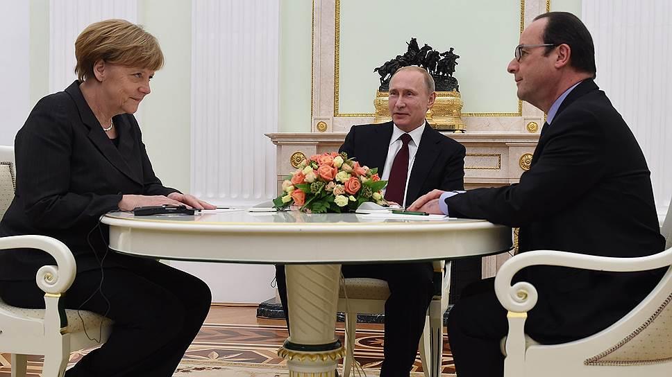 Владимир Путин обеспокоен «наращиванием вооруженных сил Украины» в Донбассе