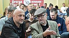 Эдуард Лимонов по-прежнему верит в русскую революцию