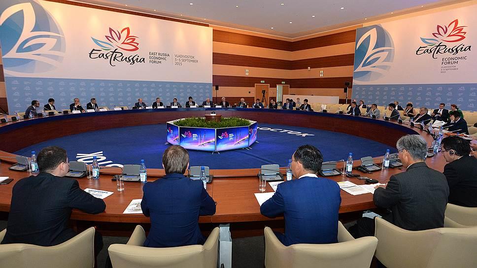 На экономическом форуме обсуждают дальневосточный климат