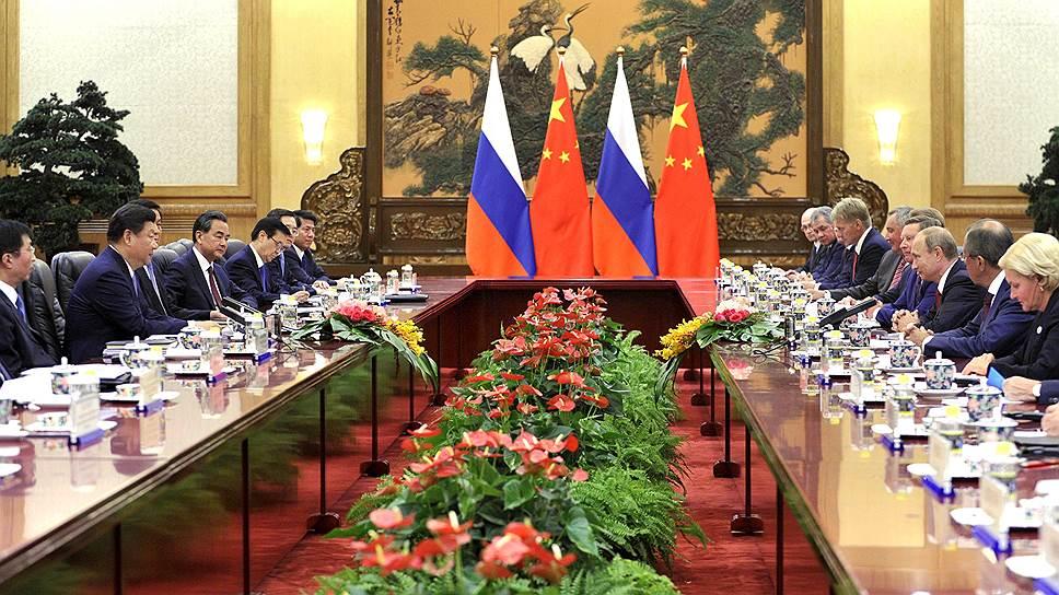 Как российские нефтегазовые компании заключили крупные сделки с китайцами