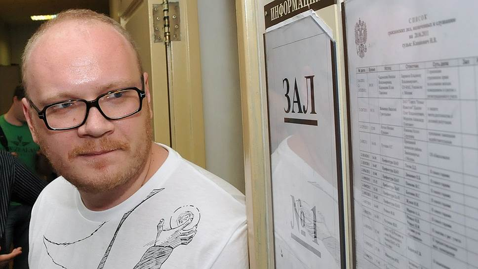 Олег Кашин узнал тех, кто на него напал