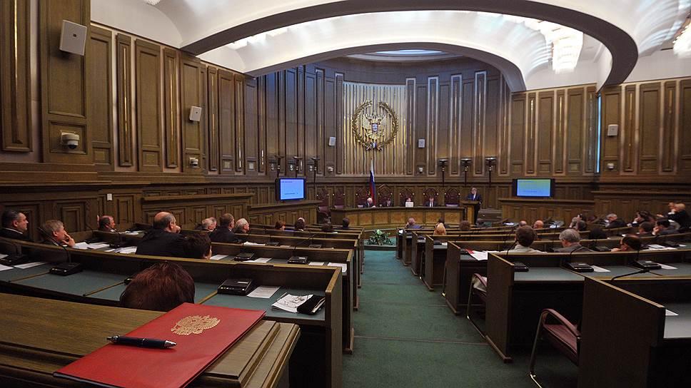 ПАРНАС не прошла Верховный суд