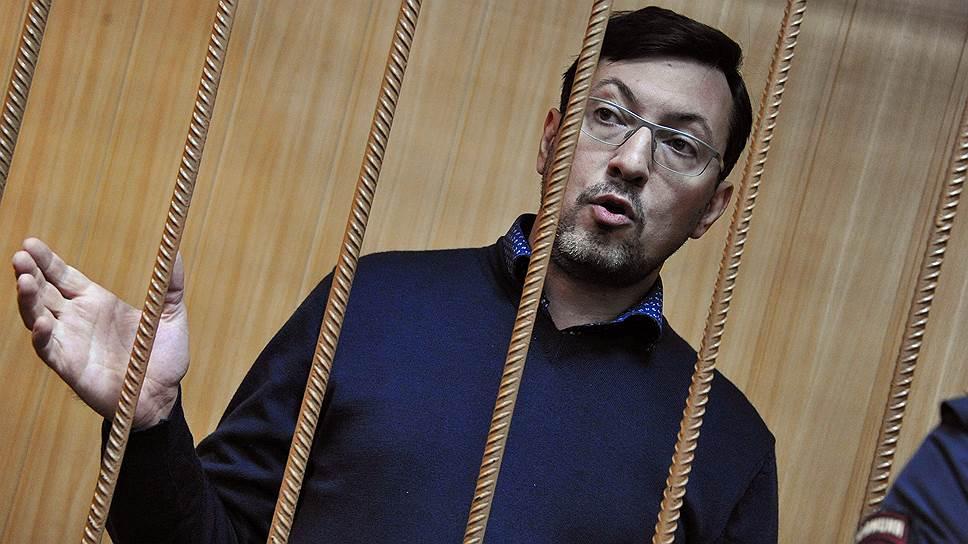 Бывший лидер Движения против незаконной иммиграции (ДПНИ) Александр Поткин (Белов)