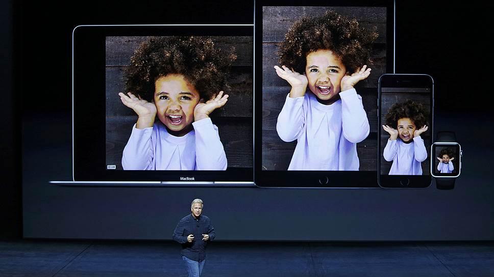 «iPhone изменил мир»