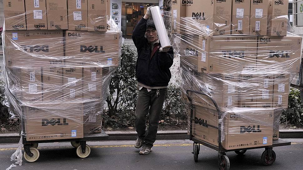 Dell вложит в Китай еще $125 млрд