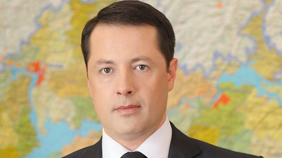 Бывший министр экологии и природных ресурсов Татарстана Артем Сидоров