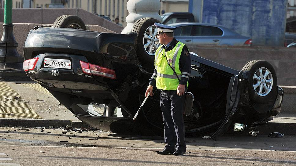 С начала года в авариях погибло 14,2 тыс. человек