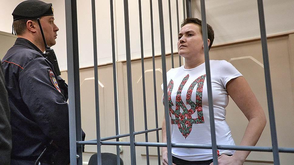 Почему Надежду Савченко оставили в СИЗО еще на полгода