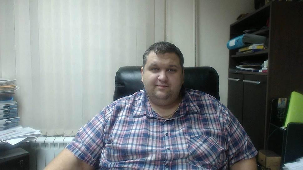 Директор по кадрам «Комитета за гражданские права» Андрей Маяков