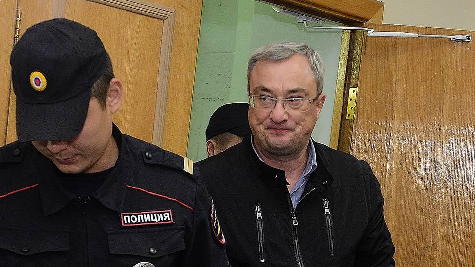 Как арестовали руководство Коми