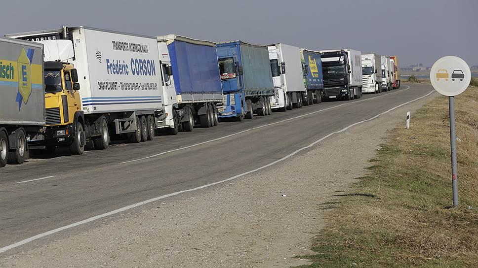 Украинские депутаты блокируют Крым