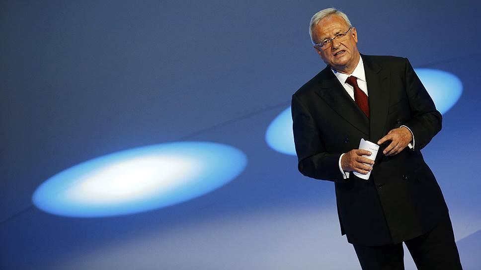«Дизельгейт» может обезглавить Volkswagen