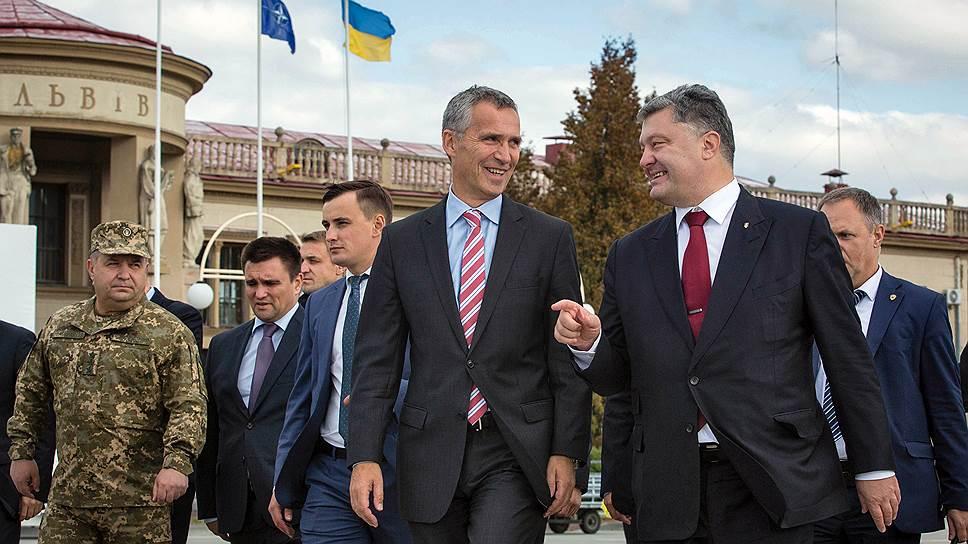 Как НАТО поддержит Киев