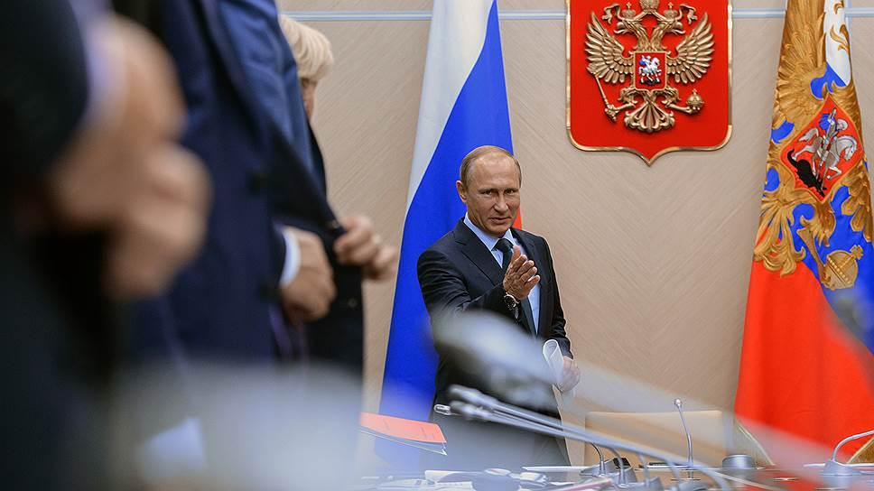 Кремль сказал дефициту «нет»
