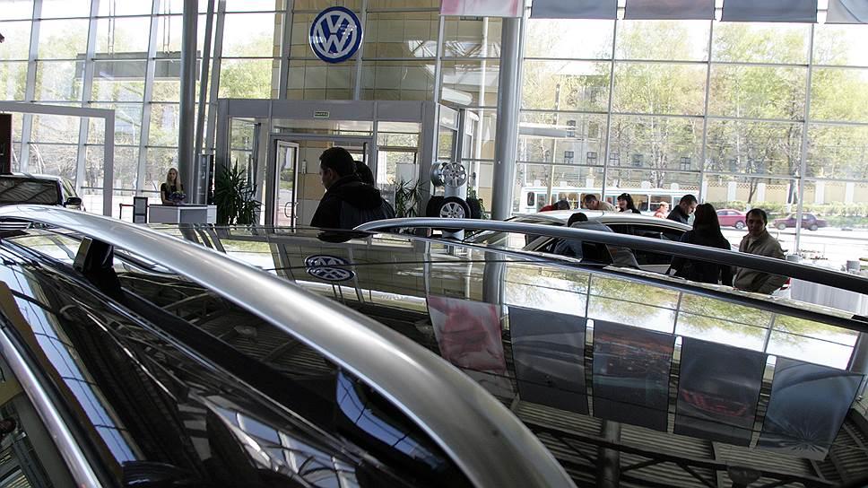 Автогеддон для Volkswagen