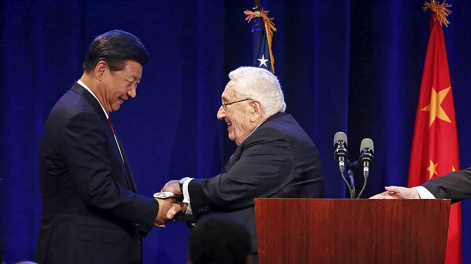 Как председатель КНР начал свое первое американское турне