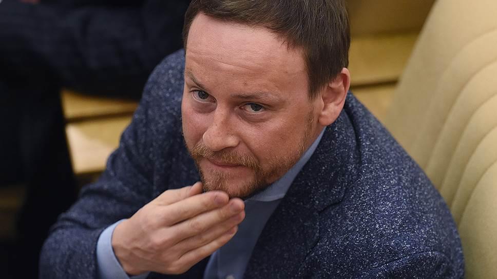 Заместитель председателя комитета Государственной думы России по жилищной политике и жилищно-коммунальному хозяйству Александр Сидякин