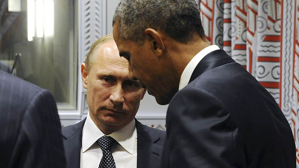 «Президент Путин и президент Обама сошлись в ООН, как на дуэли»