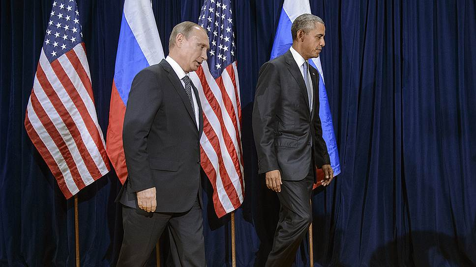 Почему Владимир Путин и Барак Обама не обсуждали коалицию против ИГ