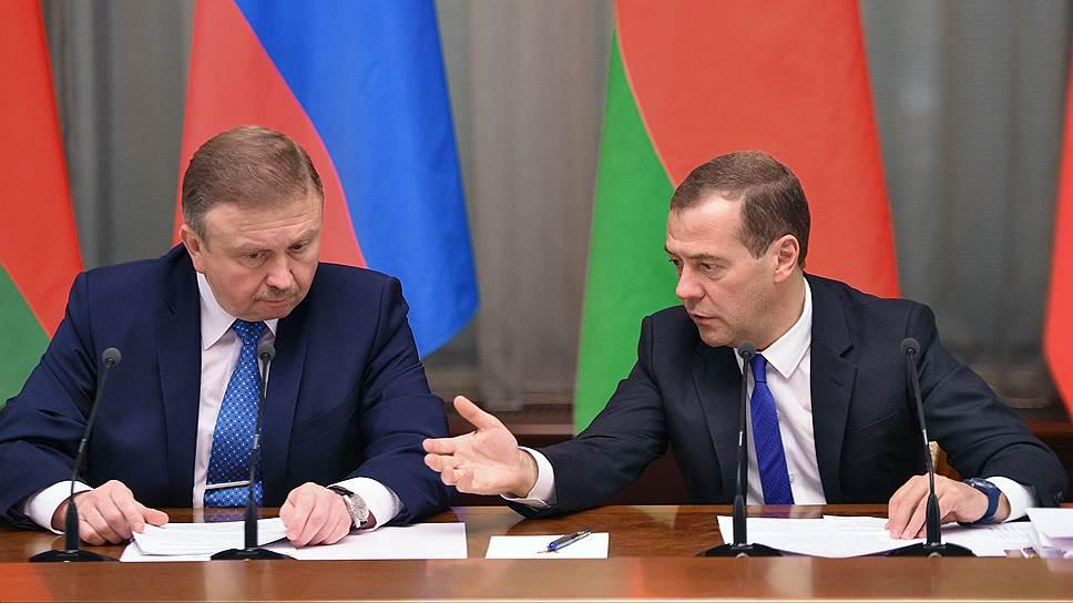 Россию и Белоруссию объединят визой