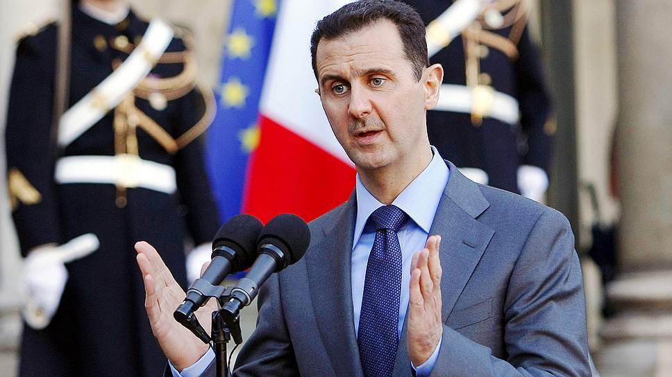 США перешли в умеренную оппозицию Башару Асаду