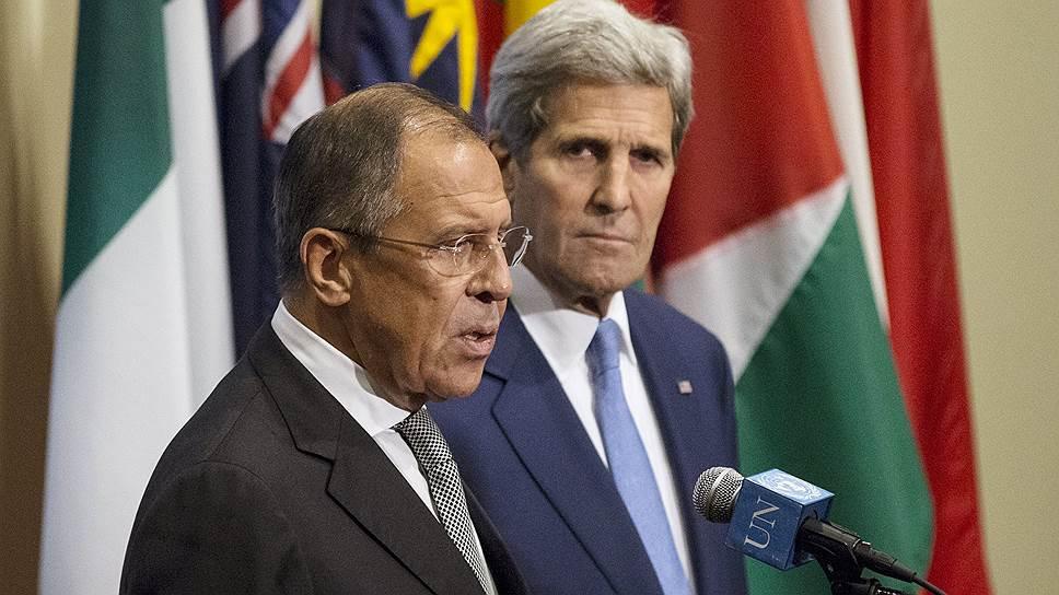 «Мы за свои цели в Сирии отвечаем»