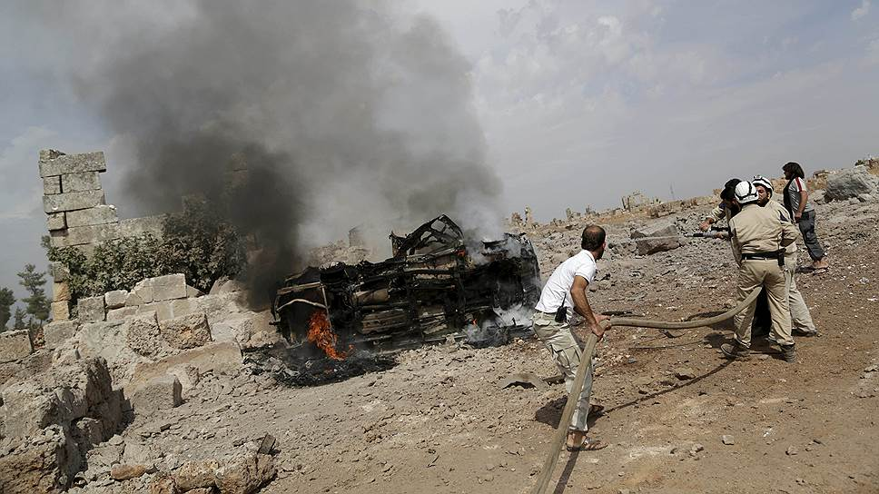 «Информация о жертвах появилась до того, как в небо поднялись наши самолеты»
