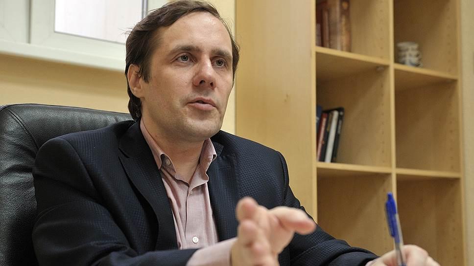 Председатель Общества защиты прав потребителей (ОЗПП) Михаил Аншаков